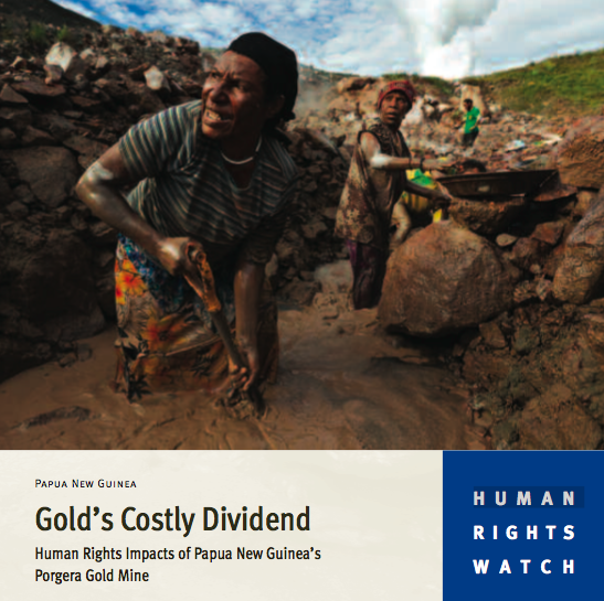 Picture 62 Human Rights Watch: Gold Deadly Dividend